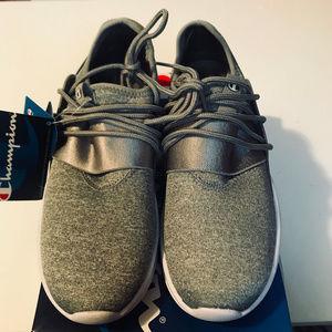 3de7aac90838c Champion Shoes - ⚡️CHAMPION FLASH GORE SNEAKERS - GRAY⚡️